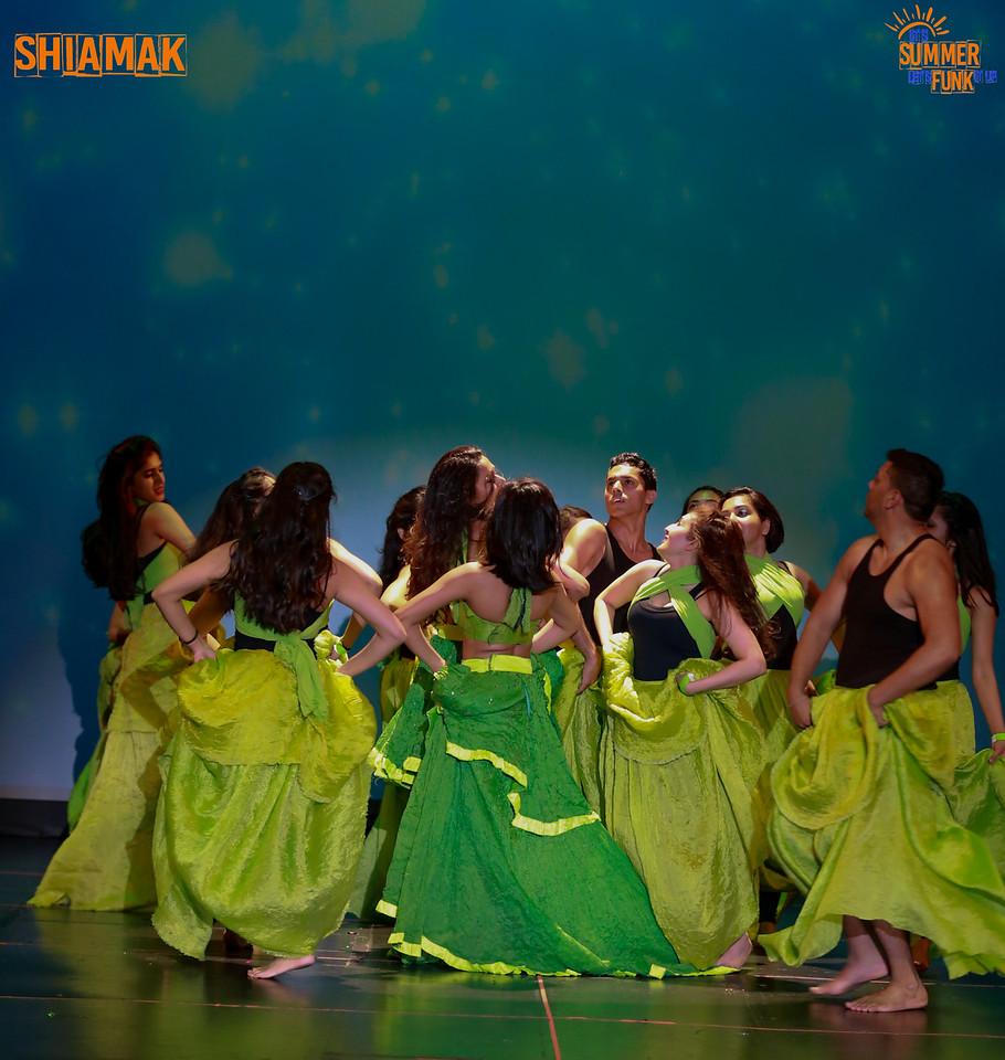 SHIAMAK summer funk 2016