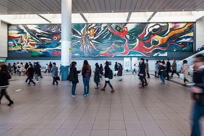 Shibuya: Art of Okamoto