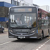 Shiel Buses Acharacle YY17GRK Middle Street Fort William 4 Apr 17