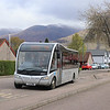 Shiel Buses Acharacle YY14BBK Kilmallie Road Caol 2 Apr 17