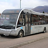Shiel Buses Acharacle YY14BBK Kilmallie Road Caol 3 Apr 17