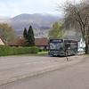 Shiel Buses Acharacle YY17GRF Kilmallie Road Caol 1 Apr 17
