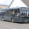 Shiel Buses Acharacle YY17GRK Kilmallie Road Caol Apr 17