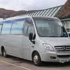 Shiel Buses Acharacle K100SBL An Aird Fort William Apr 17