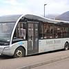 Shiel Buses Acharacle YY14BBK Kilmallie Road Caol 4 Apr 17