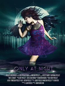Only at Night Movie Poster Project Shift Art