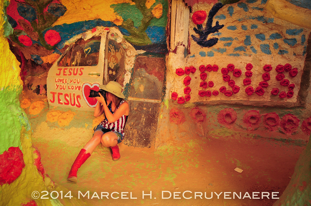 Grotte Salvation Mountain