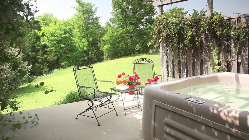 Shiloh Morning Hot Tub Video Clip