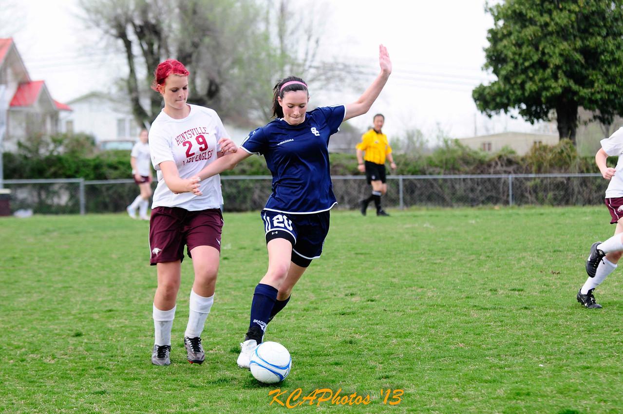 2013 SCS Soccer vs Huntsville 4-9-2013 -7