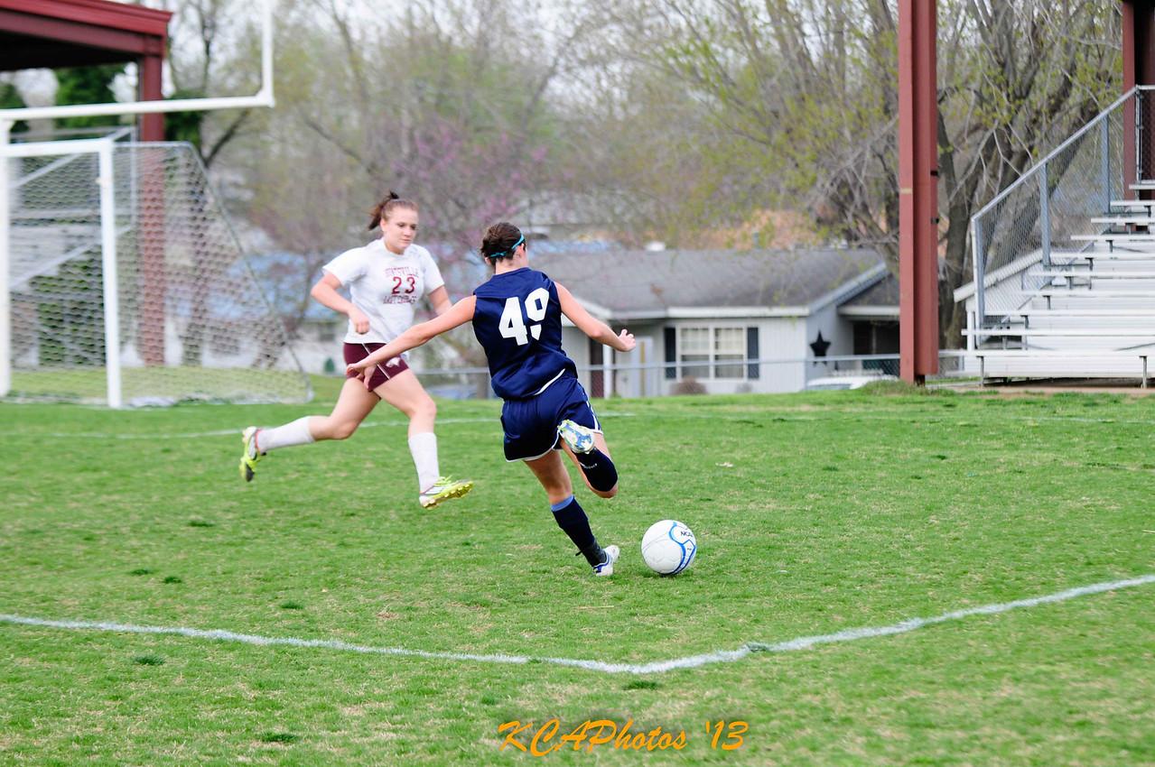 2013 SCS Soccer vs Huntsville 4-9-2013 -45