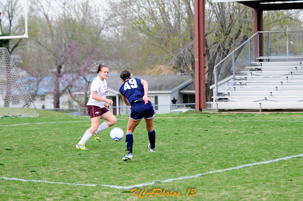 2013 SCS Soccer vs Huntsville 4-9-2013 -46