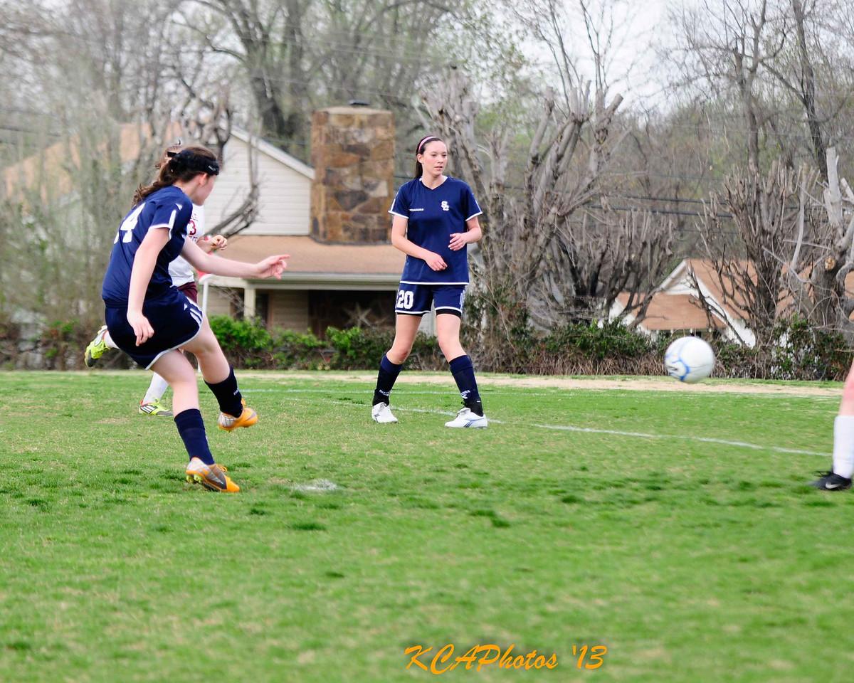 2013 SCS Soccer vs Huntsville 4-9-2013 -17