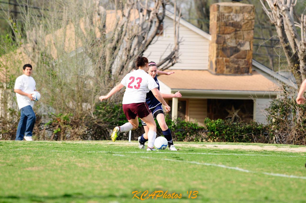 2013 SCS Soccer vs Huntsville 4-9-2013 -28