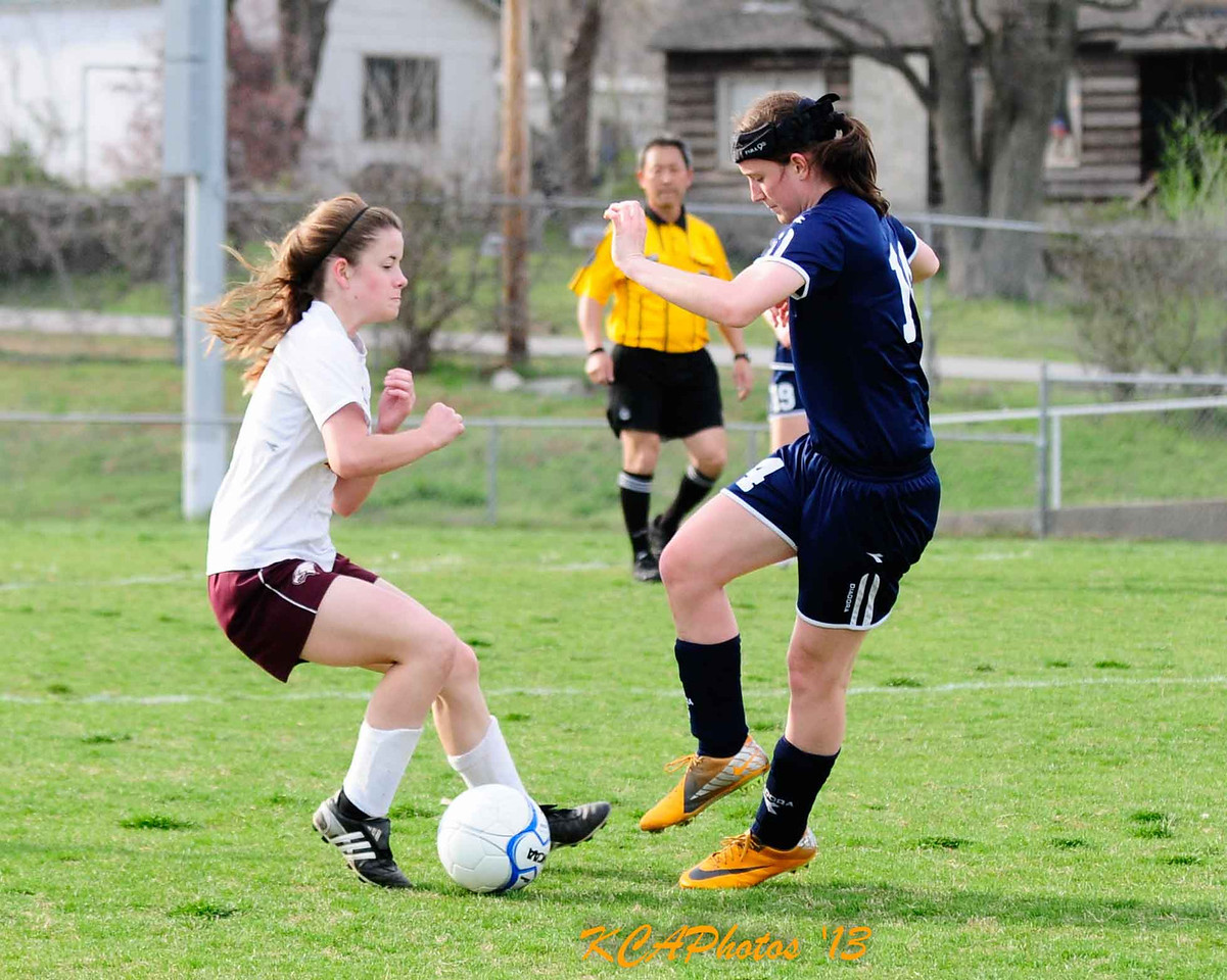 2013 SCS Soccer vs Huntsville 4-9-2013 -33