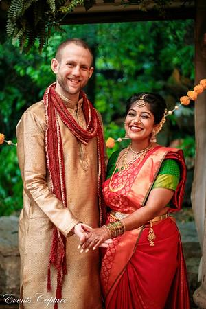 Shilpa & Andrew