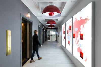 Award of Merit - JLL Vancouver  - Workplace Total