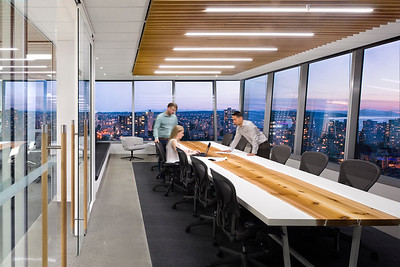 Award of Merit - Vancouver Investment Firm - Workplace Total