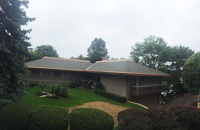Shingles, Tuckpointing & Gutters - Glenview IL