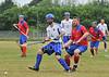 11 June 2016 at Peterson Park, Yoker, Glasgow.<br /> Macaulay Cup first round tie first round tie, Glasgow Mid Argyll v Ballachulish