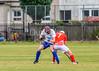 21 July 2018 at Petersen Park, Yoker, Glasgow. Marine Harvest National Division match - Glasgow Mid Argyll v Inverness
