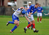 17 May 2014. Celtic Society Cup semi-final at Yoker.<br /> <br /> Glasgow Mid Argyll v Kyles Athletic