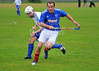 17 May 2014. Celtic Society Cup semi-final at Yoker.<br /> Glasgow Mid Argyll v Kyles Athletic