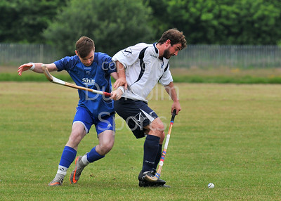 Glasgow Mid Argyll v English Shinty Assoc