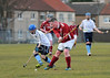 Glasgow Mid Argyll v Kilmory.  Celtic Society Cup first round tie played at Yoker on 30 March 2013.