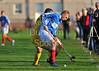Kyles Athletic v Inveraray, a Scottish Hydro Premier Division game played at Yoker on 5th November 2011.