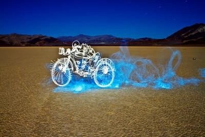 McQueen Rides Again