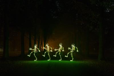 October Skeletons
