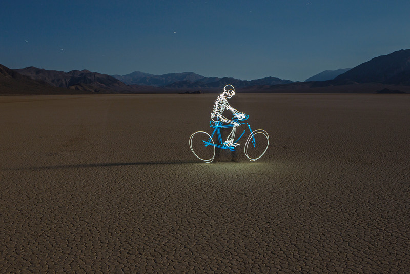 Bicycle on the Playa
