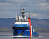 Kingdom of Fife - Off East India Harbour - 9 May 2012
