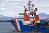 Kingdom of Fife - Off East India Harbour - 2 April 2013