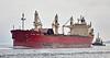 'Federal Yukon' passing Port Glasgow - 15 September 2016