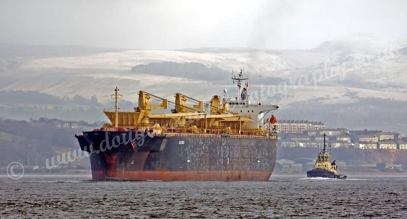 Big Grace - Approaches Port Glasgow