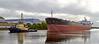 'Sea Resolute' Passing Braehead - 19 August 2013