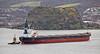 'CMB Sakura' Passing Dumbarton - 6 January 2014