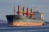 'N.Loire' - Passing Port Glasgow - 18 November 2013