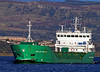 Arklow Ruler - Off Port Glasgow - 21 September 2012