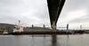 'New Everest' - Cargo Ship Heading to Glasgow Passes Erskine Bridge
