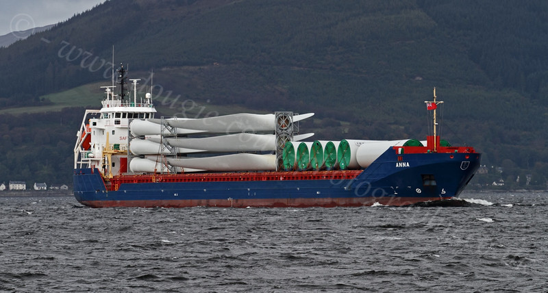 Anna - Cargo Ship - 20 September 2011