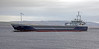 'Verity' Passing Greenock - 16 November 2013