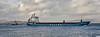 Wilson Norfolk passing Garvel Dock - 17 February 2021