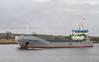 Scot Pioneer - Passing Rothesay Dock - 30 October 2011