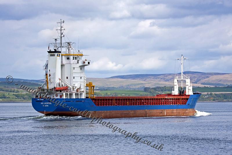 AB Liverpool Passing Port Glasgow