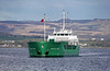 Arklow Spray - Off East India Harbour - 9 May 2012