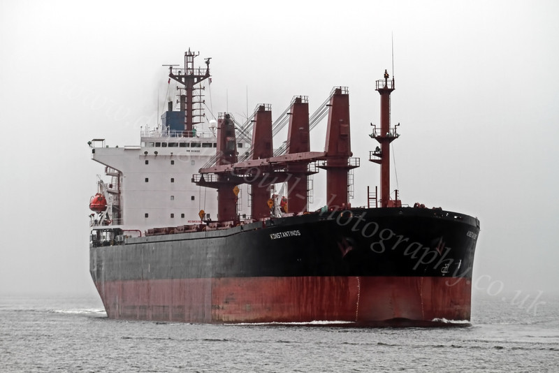 Konstantinos - Off Port Glasgow - 26 January 2012