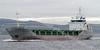 Scot Isles - Passing East India Harbour, Greenock