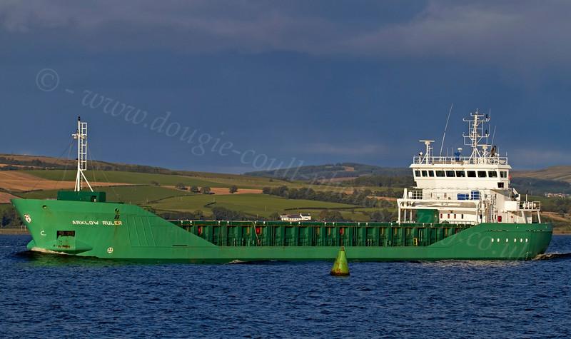 Arklow Ruler - Off Port Glasgow - 21 September 2012